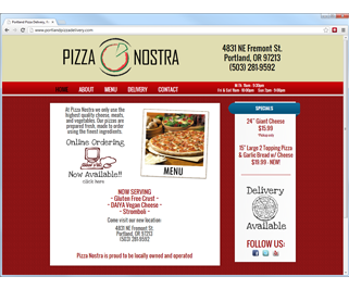 azunga-portland-web-sites-portfolio-pizza-nostra-web