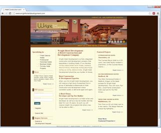 azunga-portland-web-sites-portfolio-wright-hotel-development-web